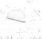 Helvor Logo White